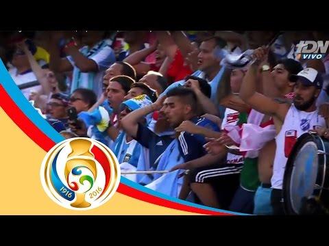 Resumen Argentina vs Venezuela   Copa América   Televisa Deportes