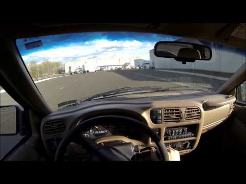 Review for 2001 Chevrolet S-10 4x4 pickup truck test-drive