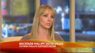 Chynna Phillips on Sister McKenzie