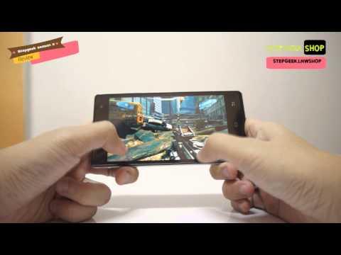 StepGeek Season2 Review E-phone E19 มือถือใช้ ROM T88และ Stepgeek
