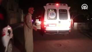 Azez'de bombalı saldırı: 15 ölü