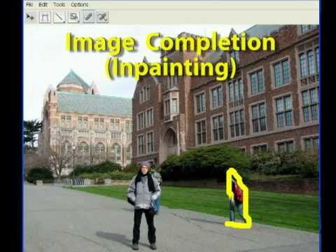 Adobe Photoshop CS6 - Content-Aware Fill, Move, Patch