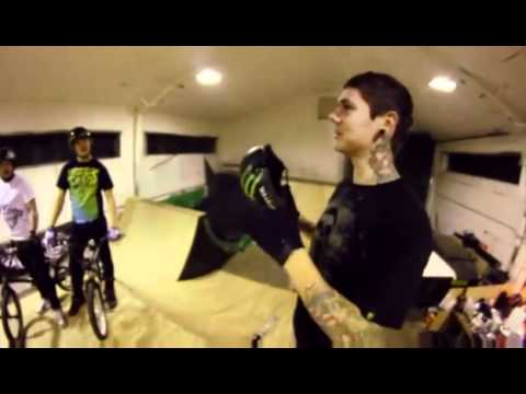 Game of BIKE with Mark Webb, Ben Wallace And Ryan Taylor