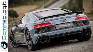 2019 Audi R8 V10 - PERFORMANCE TECH FEATURES