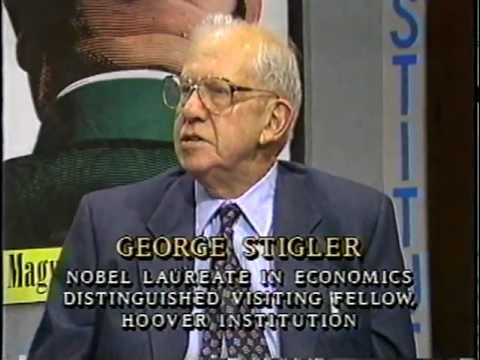 Milton Friedman - Economic Transition in Eastern Europe - George Shultz, George Stigler