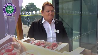 Strawberry Manager Sally Ixer discusses her role at The Championships | Wimbledon 2019