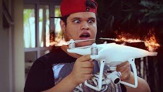 NOVO DRONE DJI PHANTOM 4 ‹ AMENIC ›