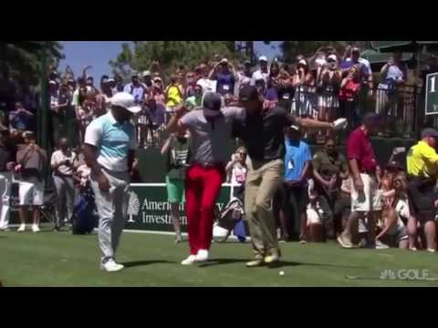 Stephen Curry, Justin Timberlake and Alfonso Ribeiro Carlton Dance