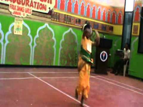 Aai Bhavani By Tanuja In Birla Fest 2011 video