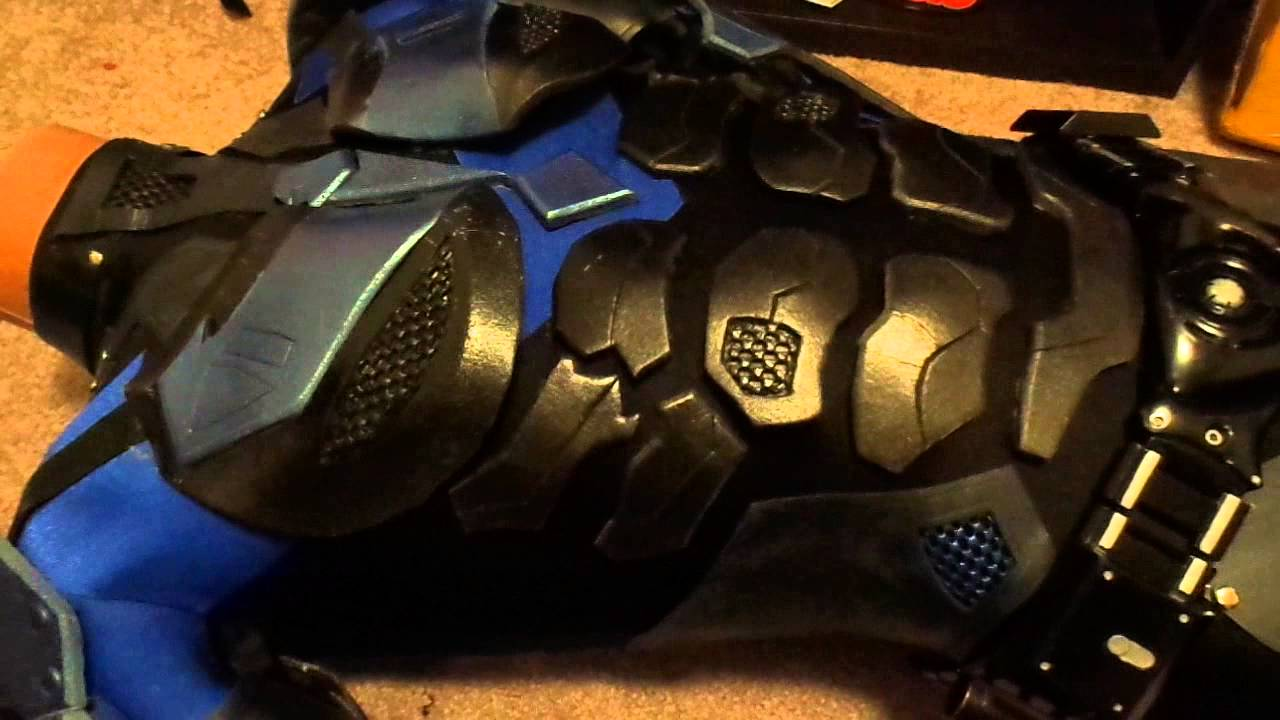 Nightwing Costume For Kids Nightwing Cosplay 90  complete