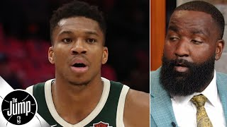 Giannis Antetokounmpo, Bucks proved they can compete in the East – Kendrick Perkins | The Jump