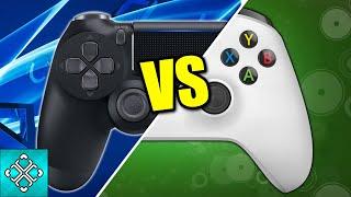 The History Of The Playstation VS Xbox Rivalry (Sony VS Microsoft Consoles)