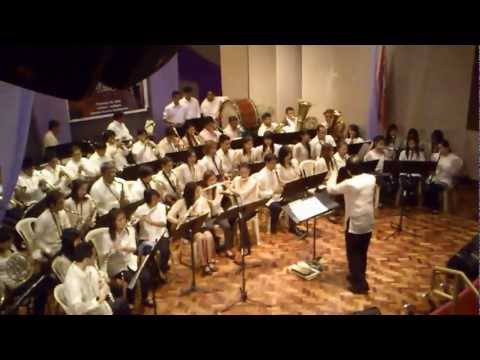 Ceu Concert Band - Cha-cha Dabarkads video