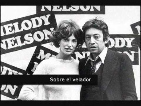 Serge Gainsbourg - Le Canari Est Sur Le Balcon