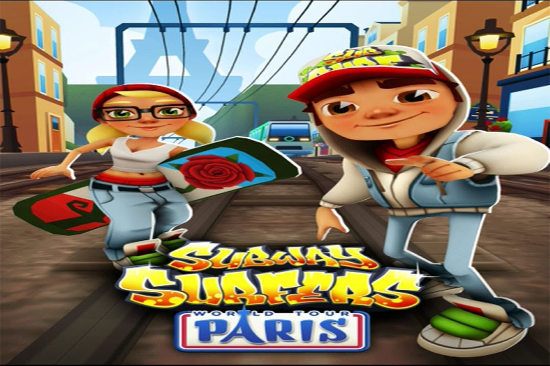 Subway Surfers Paris Для Android Скачать