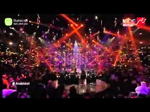 Arab Idol - حسين الجسمي - ستة الصبح- الحلقات المباشرة