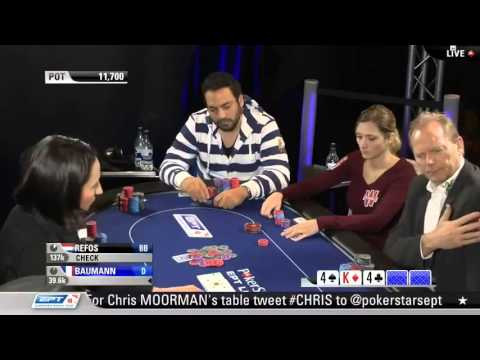 EPT 9 - London (Day 2, Part 2 ) [RUS]
