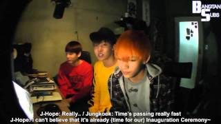 [ENG] 140327 BTS' Log