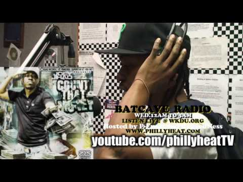 Joey Jihad Freestyle part2 on Batcave Radio