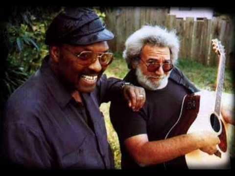 Jerry Garcia&David Grisman - Louis Collins