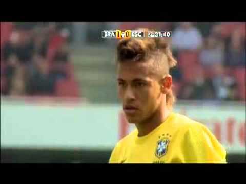 Neymar da Silva Santos Júnior - Goals and Skills    ** by Deki **