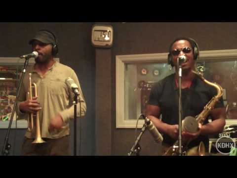 Karl Denson's Tiny Universe Brother's Keeper (Parts 1 & 2) Live at KDHX 2/18/10 (HD)