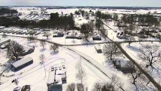 Snow in Maury City 030515