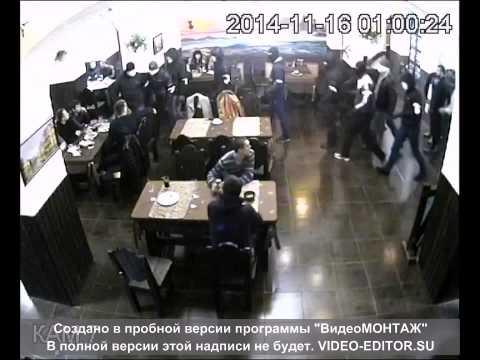 Нападение в ночном клубе г. Вичуга (Ивановская область)