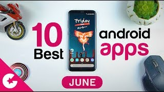 Top 10 Best Apps for Android - Free Apps 2018 (June)