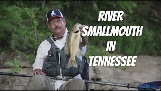 Kayak Fishing Moving Waters | Cookeville, Tennessee