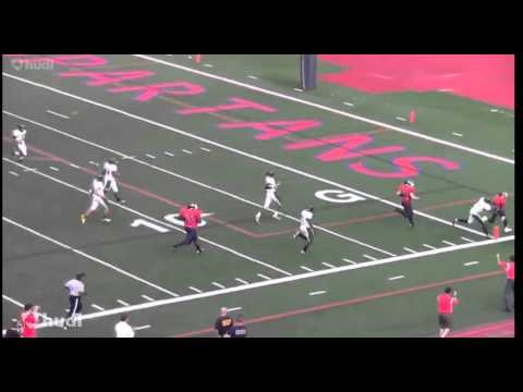 Steven King Junior Football Highlights North Springs High School c/o 2015