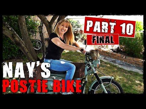 Nays Postie Bike Part 10 - Final