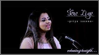 Tere Liye - Cover | Priya Saxena | Lata Mangeshkar | Late Madan Mohan
