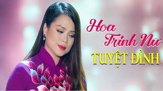 Hoa Trinh Nữ - Liên khúc Bolero Trữ Tình Hải Ngoại Mới Hay Nhất 2018
