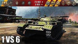 Т-100 ЛТ Колобанов, 10 фрагов