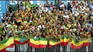 Dubai Marathon - (Ethiopian marathon in Dubai) 2017