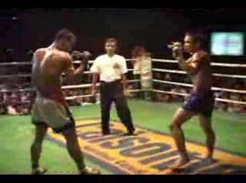 Lone Chaw vs. Yan Gyi Aung, Part 2