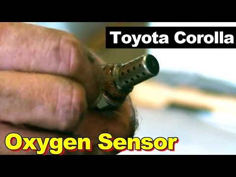 2001 toyota corolla oxygen sensor replacement how to for 2001 corolla window motor replacement