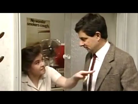 Mr Bean - Dentist Waiting Room