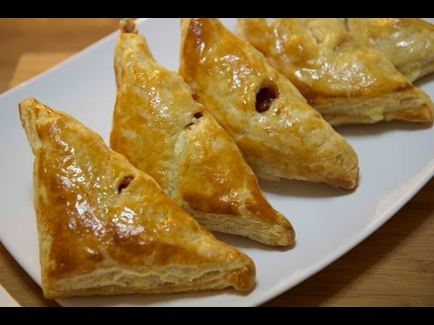 Pastelitos de Guayaba y Queso - Guava and Cheese Pastries - Cooked by Julie Episode 216