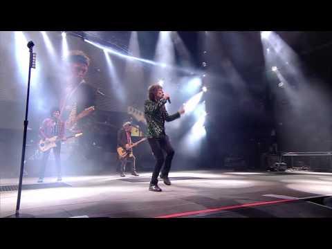 The Rolling Stones - Jumpin' Jack Flash @ Glastonbury [HQ]