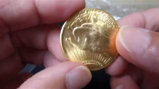 Pre-33 $20 Saint Gaudens Double Eagle