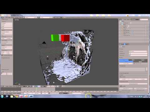 TUTORIAL: Fluid Simulation in Blender 2.66