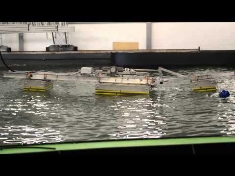 SeaPower Platform at QUB Portaferry Wave Basin (ii) thumbnail