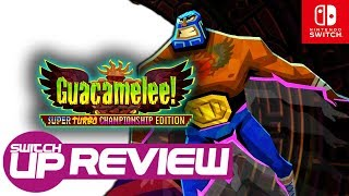 Guacamelee! STCE Nintendo Switch Review - Better than HOLLOW KNIGHT? (No, But CLOSE!)