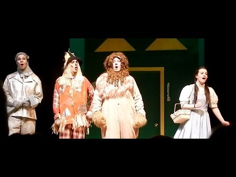 The Gilbert School - Cowardly Lion - If I Were King of the Forest