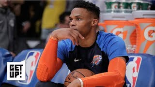 Russell Westbrook's shooting slump is no big deal – Jay Williams | Get Up!