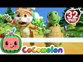 The Tortoise And The Hare More Nursery Rhymes Kids Songs CoCoMelon mp3