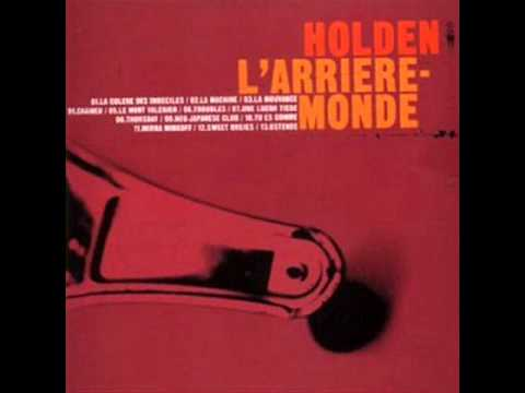 Holden - La Machine