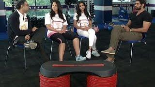 Daggubati Rana Exclusive Interview With  Size Zero Movie Team - Arya, Anushka Shetty, Prakash K